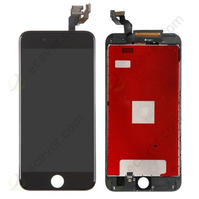 For iPhone 6S LCD Display Touch Digitizer Assembly Black