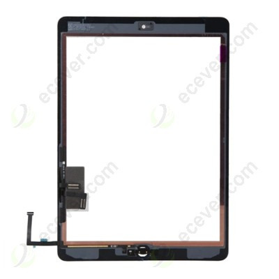 iPad Air Touch Screen Digitizer Assembly with Home Button flex White Original