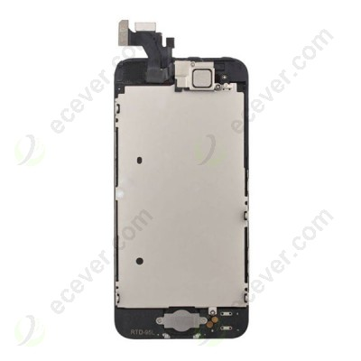 OEM iPhone 5 LCD display Touch Assembly with Small Parts Black