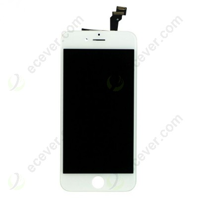White for iPhone 6 LCD Display Touch Digitizer Assembly Combo