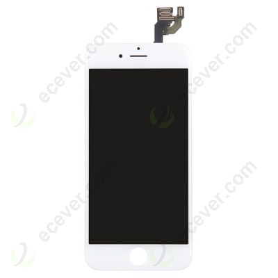 White for iPhone 6S Plus LCD Screen Touch Digitizer Assembly