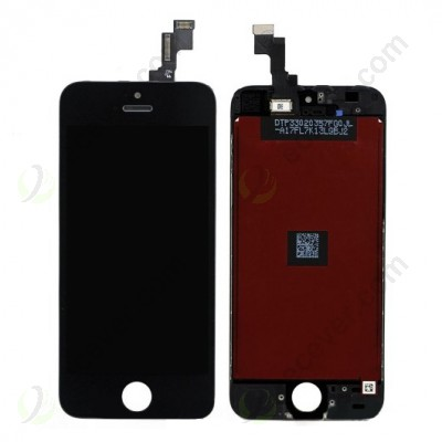 LCD Display with Touch Screen Assembly for iPhone 5S Black