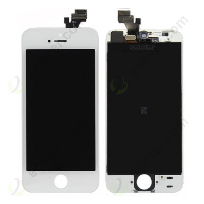 iPhone 5 LCD Display Touch Digitizer Assembly Combo White