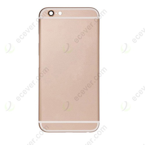 Champagne Gold Back Housing for iPhone 6S Plus