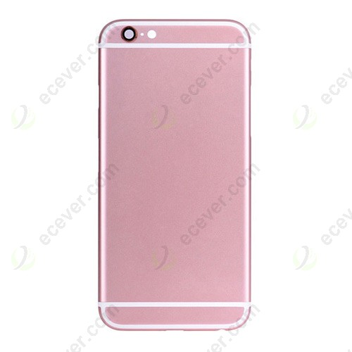 Rose Gold Back Housing for iPhone 6S Plus 5.5 inch
