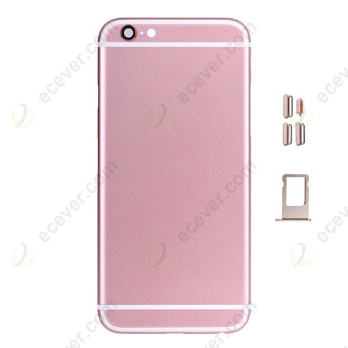 Rose Gold Back Cover For iPhone 6S 4.7 inch