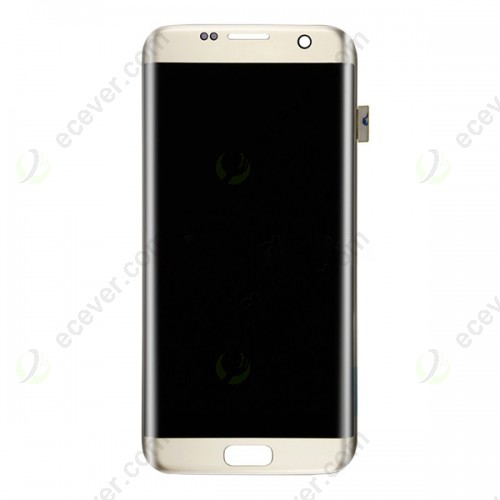 Gold For Samsung Galaxy S7 Edge G935 G935F G935A G935V G935P G935T G935R4 G935W8 LCD Digitizer Assembly