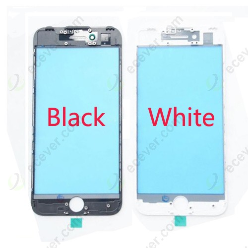 Front Glass Outer Lens with Frame Bezel for iPhone 7 Plus