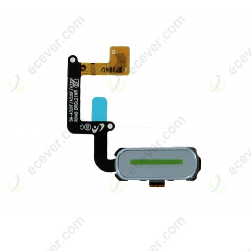 OEM Home Button Flex Cable for Samsung Galaxy A320 Blue
