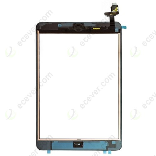 iPad Mini 2 Retina Touch Screen Digitizer Assembly with IC Chip Black