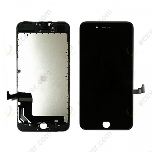 Original Black iPhone 7 Plus LCD Screen Touch Panel Display Assembly