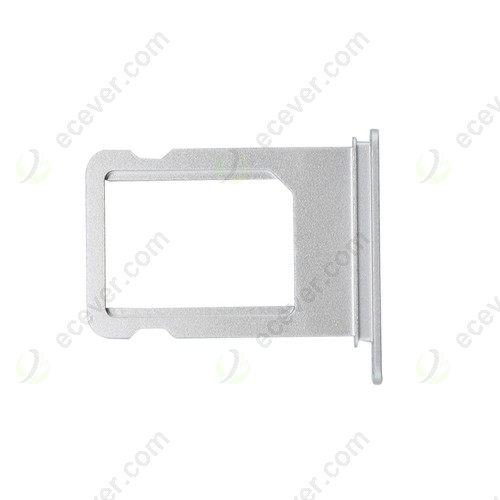 SIM Card Tray for iPhone 7 Plus Silver