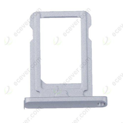SIM Card Tray for iPad Pro 12.9 inch Silver