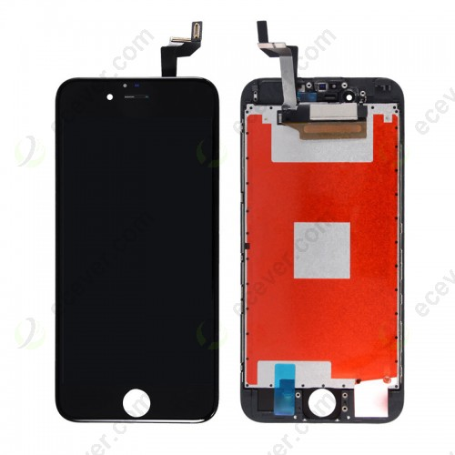 Tian Ma or Youda AUO iPhone 6S LCD Screen Digitizer Replacement Black