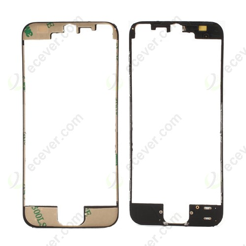 Glue Plastic Glasses Frame : Plastic Frame with 3M Adhesive Sticker for iPhone 5 Black