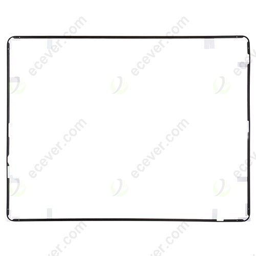ipad 234 plastic frame with adhesive sticker for touch screen digitizer