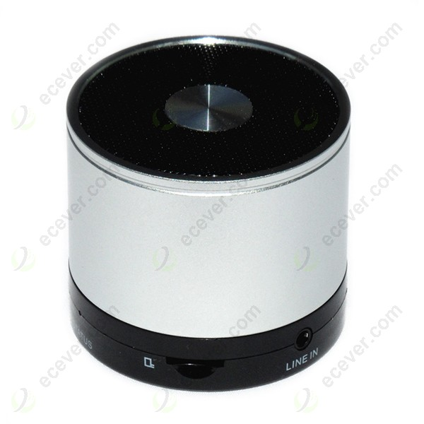 Money Gram Hours >> Cylinder Aluminium Alloy TF Card Bluetooth Stereo Speaker