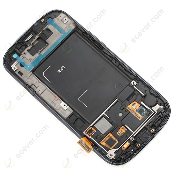 how to change screen samsung s3