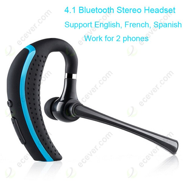 stereo wirelss bluetooth headphone headset hands free for iphone samsung sony. Black Bedroom Furniture Sets. Home Design Ideas