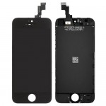 (Half Original) Replacement For iPhone 5S LCD Screen Digitizer Assembly Combo Black