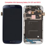 LCD Display Touch Screen Digitizer Assembly Black For Samsung Galaxy S4 i337 M919