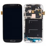 Black For Samsung Galaxy S IV S4 i9505 LCD Screen Assembly Replacement