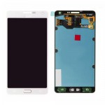 White LCD Display Touch Screen Assembly for Samsung Galaxy A7