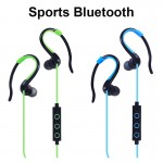 Super Bass Stereo Sports Bluetooth Earphone Headphone Hands Free with Mic for iPhone Samsung Sony LG
