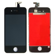 For iPhone 4S LCD Display Touch Screen Digitizer Replacement