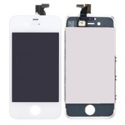 LCD Screen Digitizer Touch Assembly for iPhone 4S White
