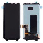 Black For Samsung Galaxy S8 G950U G950A G950V G950T G950P LCD Screen Touch Digitizer Assembly