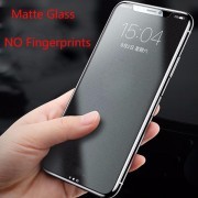 Matte Tempered Glass for iPhone X