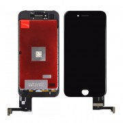 (Half Ori) For iPhone 7 LCD Screen Touch Digitizer Assembly Black - Cold Press