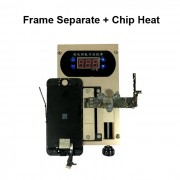 TBK 278 LCD Bezel Frame Separate + Motherboard IC Chip Partial Heat Machine