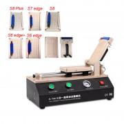 TBK 768 OCA Film Lamination Machine for Samsung edge Screen Built in Vacuum Pump