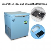 TBK 598 -150c Frozen Separator for Samsung edge and Straight LCD Screen Freezing Machine