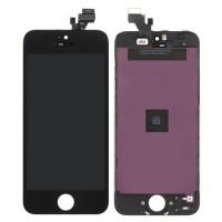 OEM For iPhone 5 Front LCD Assembly with Digitizer Touch Screen Black