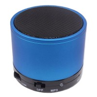 Portable Mini Bluetooth Speaker with Aluminium Alloy Body