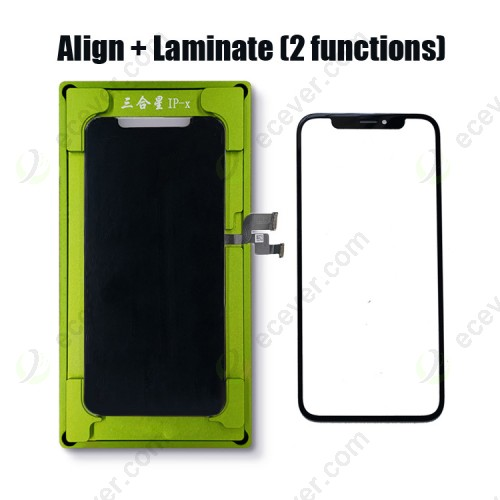 Sameking Align Position mold mould for iphone X XS XS Max