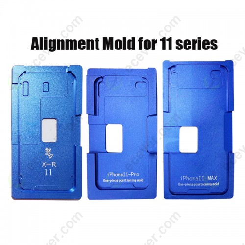 Position Alignment Mold Mould for iPhone 11 / 11 Pro / Max