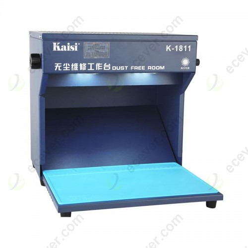 Kaisi K-1811 Dust Free Room Purify Operating room for mobile phone LCD screen Refurbish