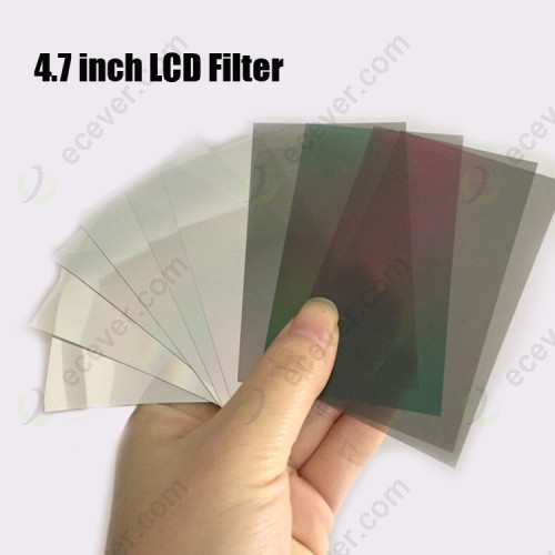 4.7 inch LCD Filter for iPhone 6 7 8