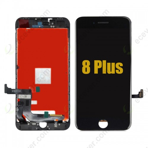 ESR or APLONG LCD Screen Touch Digitizer for iPhone 8 Plus Black