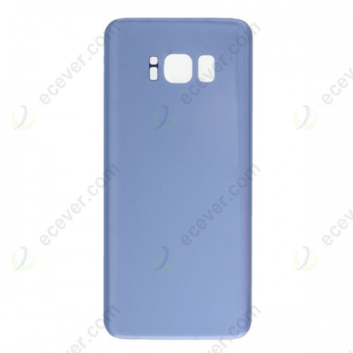 Back Cover Battery Door  for Samsung Galaxy S8 Blue