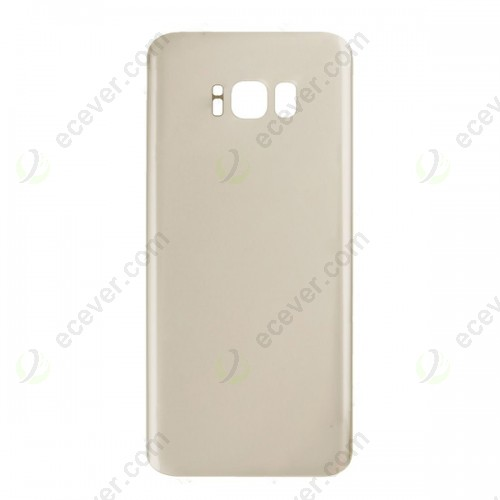 Back Cover Battery Door  for Samsung Galaxy S8 Gold