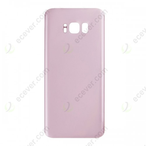 Back Cover Battery Door  for Samsung Galaxy S8 Pink