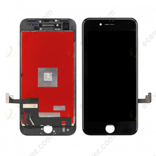 Black OEM Original iPhone 8 Front LCD Panel Touch Screen Digitizer Replacement
