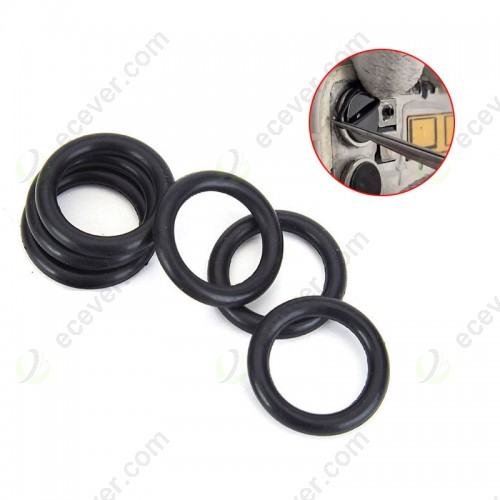 100PCS/Pack Rubber band for iphone Back Glass Ring Solve Sink Problem