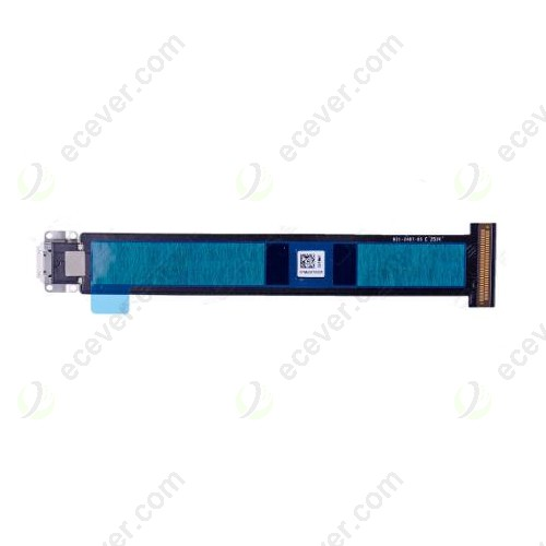 """(3G Version) Charging Port Flex Cable for iPad Pro 12.9"""" White"""