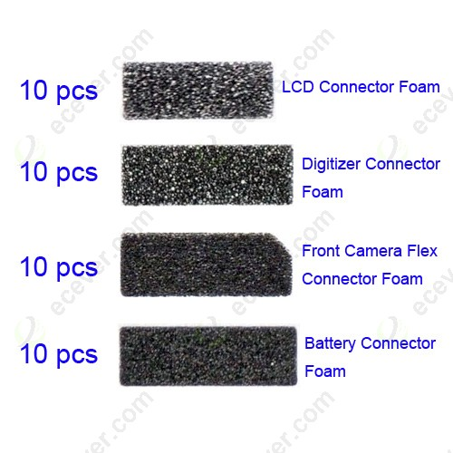 Foam Pad for iPhone 5 Connectors